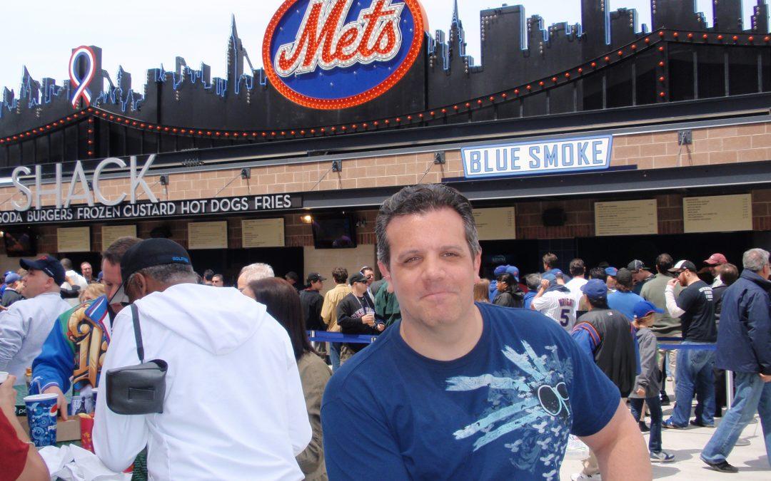 A Summary of all my MLB Ballpark Visits